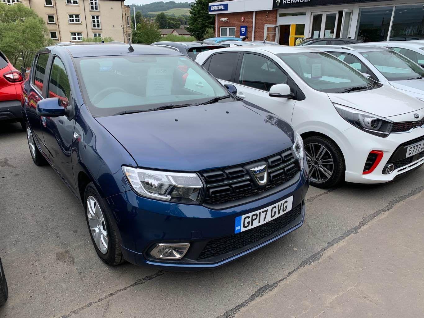 Dacia Sandero Laureate Tce