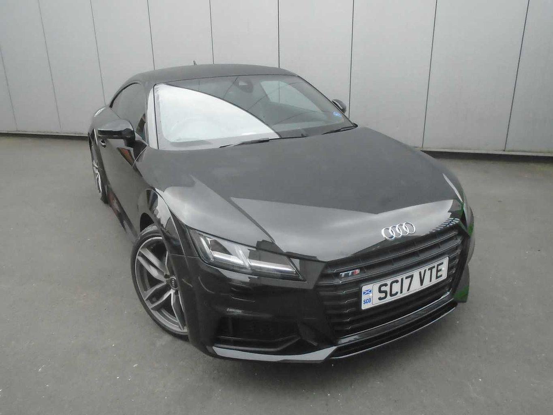 Audi TTS Coupe 2.0 T FSI quattro Black Edition S Tronic