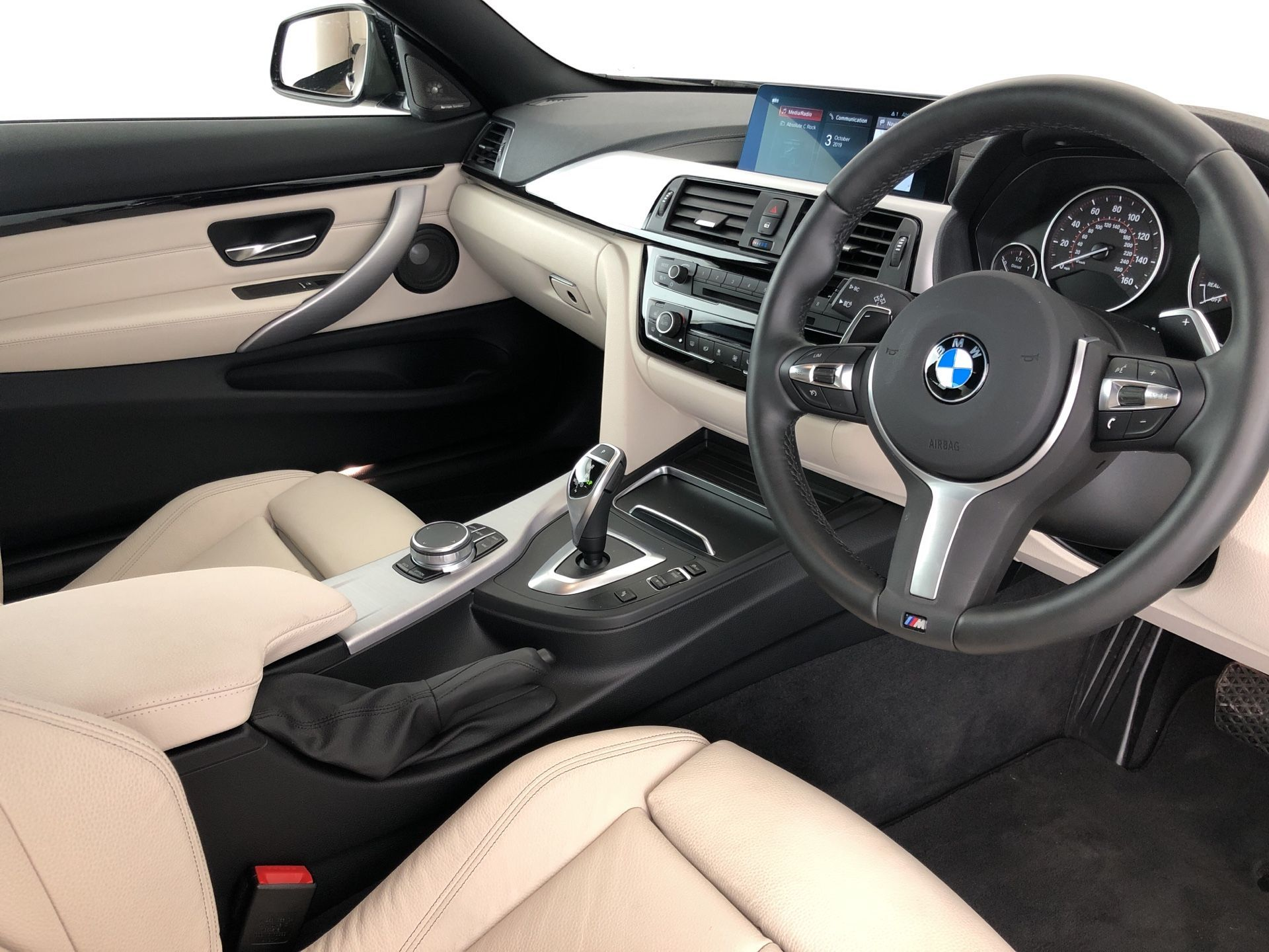 Image 4 - BMW 420d M Sport Coupe (YJ68YWP)
