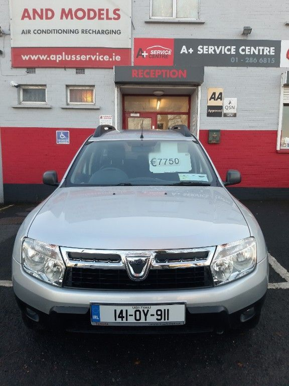 Dacia Duster ALTERNATIVE 1.5 DCI 110 4DR