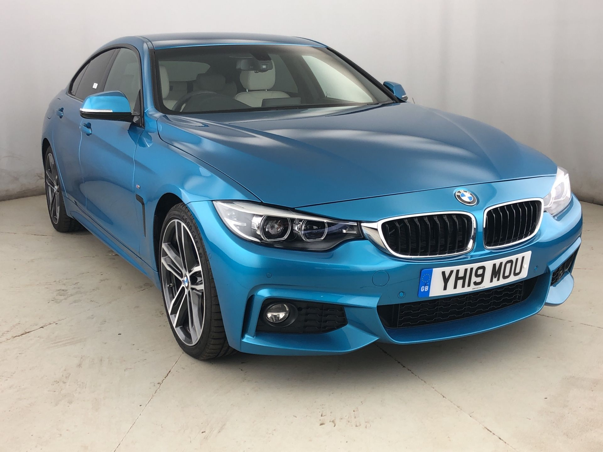 Image 1 - BMW 420i M Sport Gran Coupe (YH19MOU)