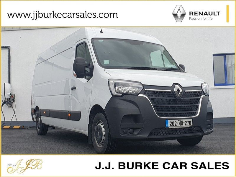 Renault Master III PH2 Business LM35 dCi 135bhp