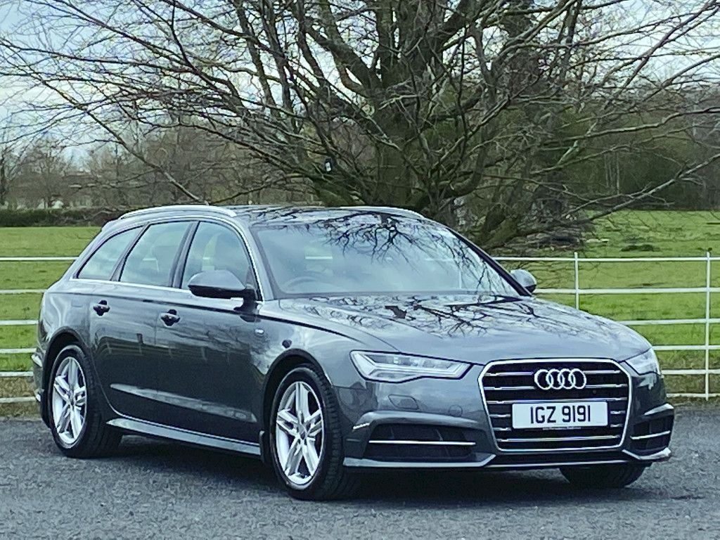 Audi A6 2.0TDI 190 Avant S-Line S-Tronic // Only One Previous Owner // As New