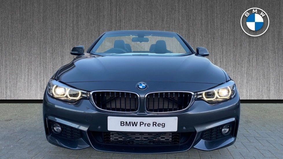 Image 16 - BMW 420d M Sport Convertible (CX20KCV)