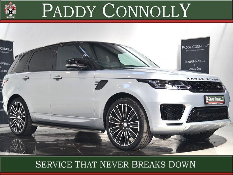 Land Rover Range Rover Sport 202  *5 Seat N1 Bus.Class* AUTOBIOGRAPHY P400e