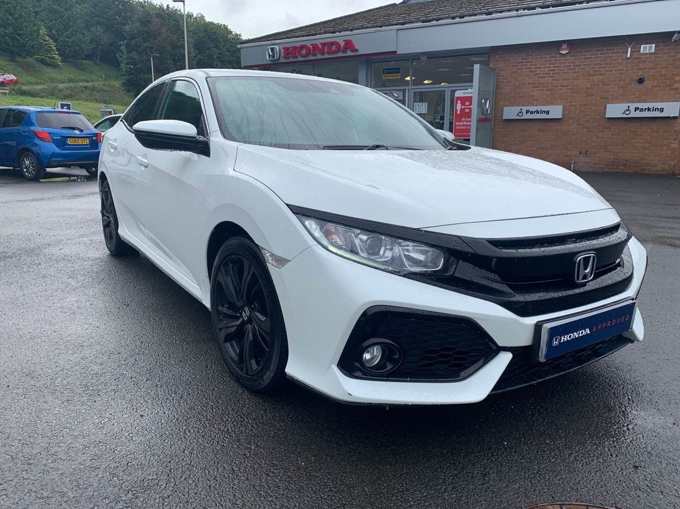 Honda Civic 1.0I VTEC Turbo SR