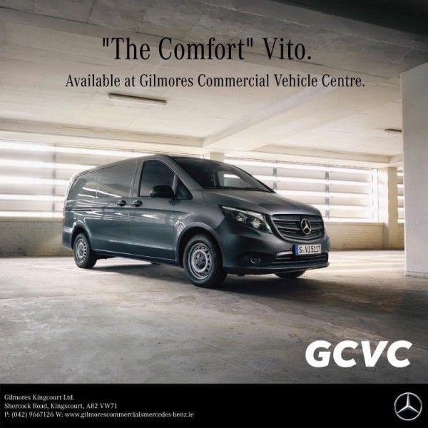 Mercedes-Benz Vito 2022 Vito Evolved