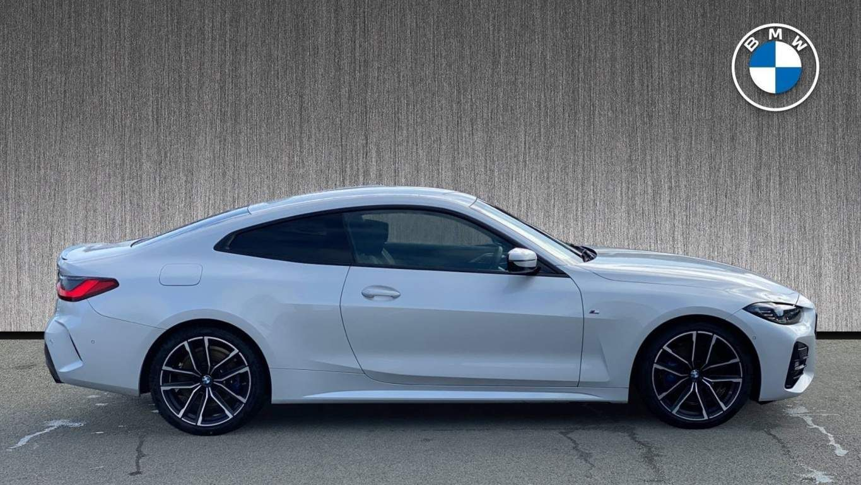 Image 3 - BMW 420d M Sport Coupe (YG70GCO)