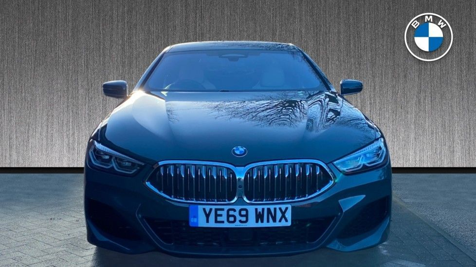 Image 16 - BMW 840i Gran Coupe (YE69WNX)