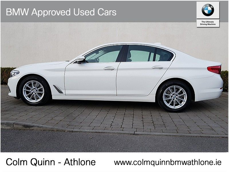 Used BMW 5 Series 520d SE Saloon (2018 (181))