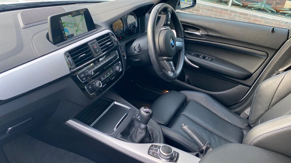 Image 7 - BMW 116d M Sport Shadow Edition 5-door (CY19FSZ)