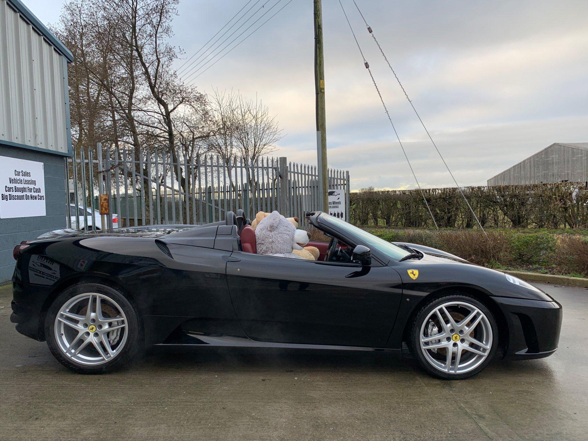 Ferrari Convertible Classic Cars For Sale Autotrader Uk