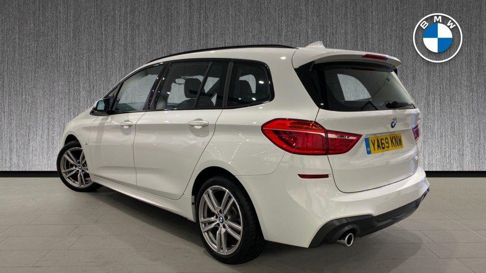Image 2 - BMW 218i M Sport Gran Tourer (YA69KNW)