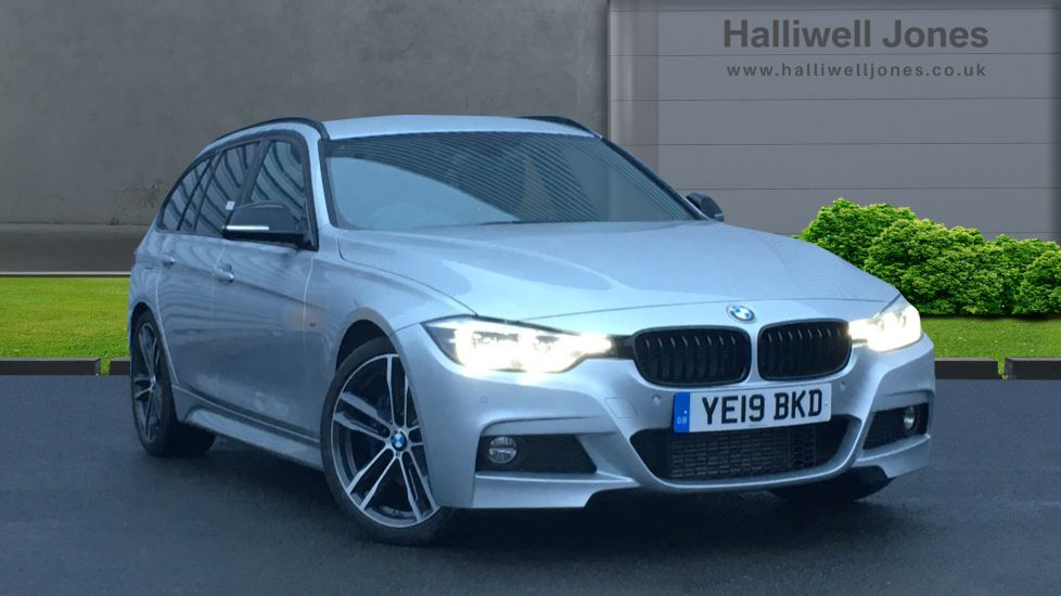 Image 1 - BMW 320d M Sport Shadow Edition Touring (YE19BKD)