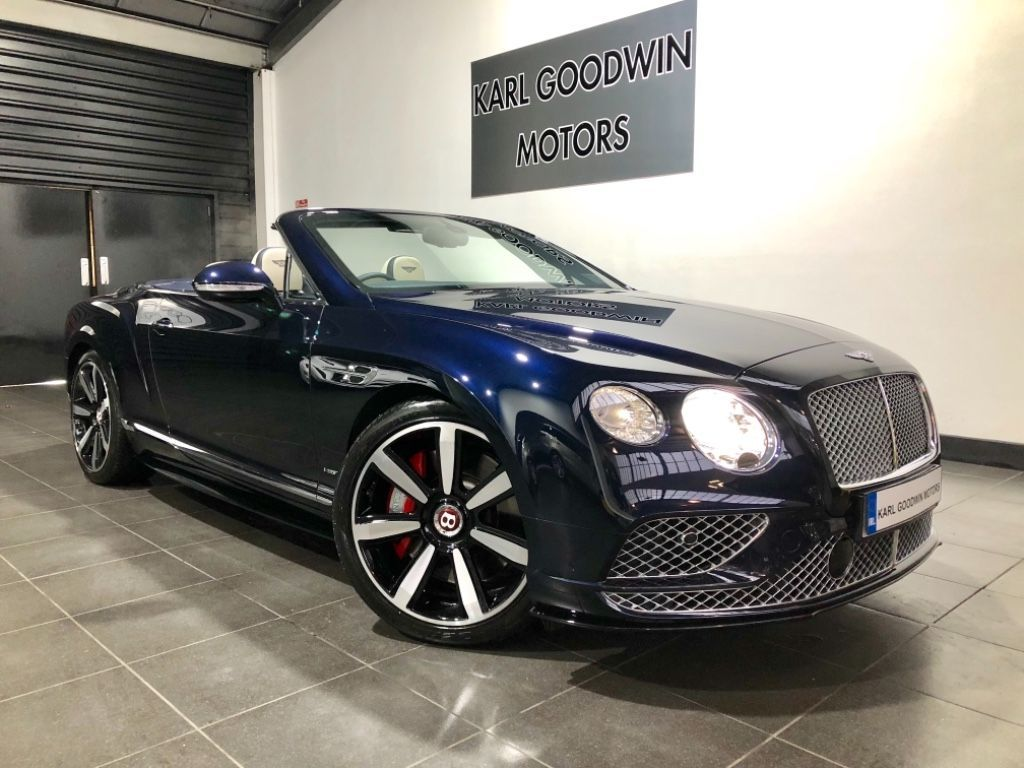 Bentley Continental GT 4.0 V8 S GTC