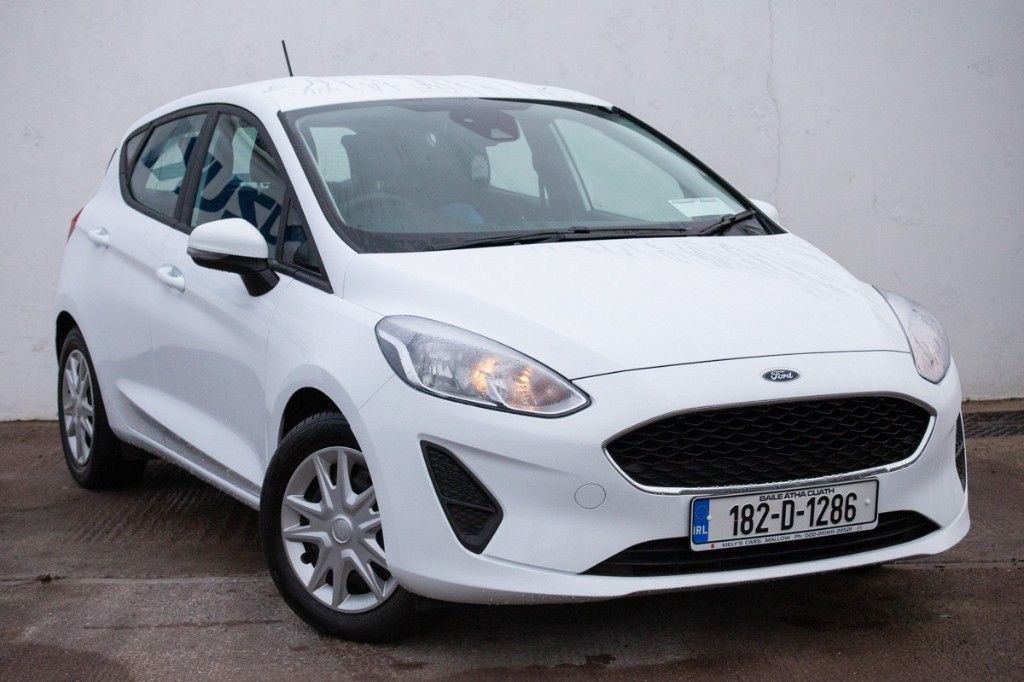 Ford Fiesta 1.1 70PS 5M 4DR ZETEC