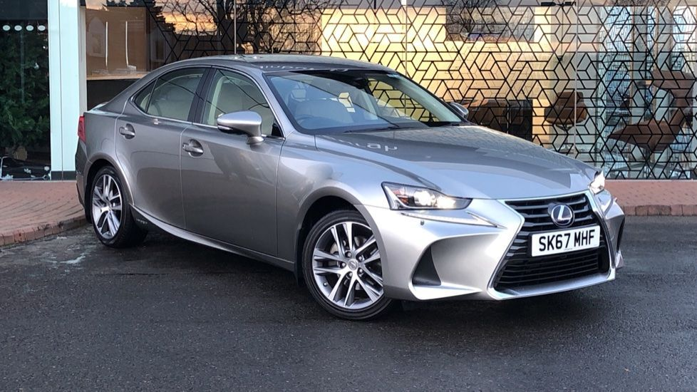 used lexus is 300 f-sport premium for sale. only 3144