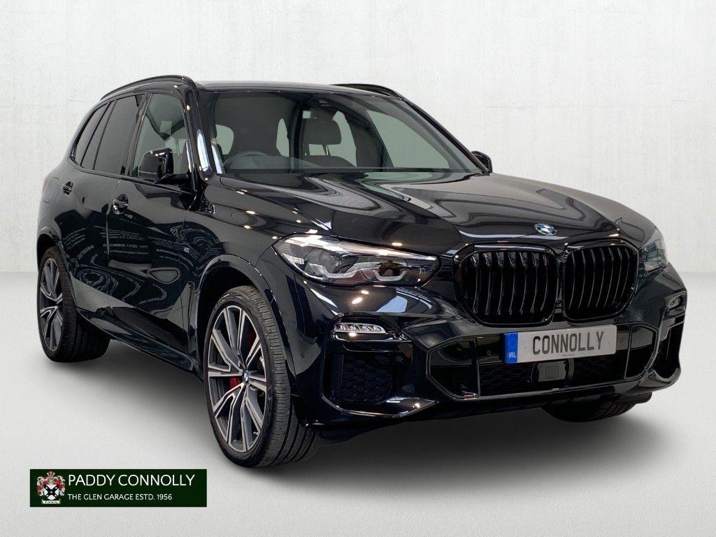 BMW X5 40d X Drive M Sport *2 Seat N1 Commercial*