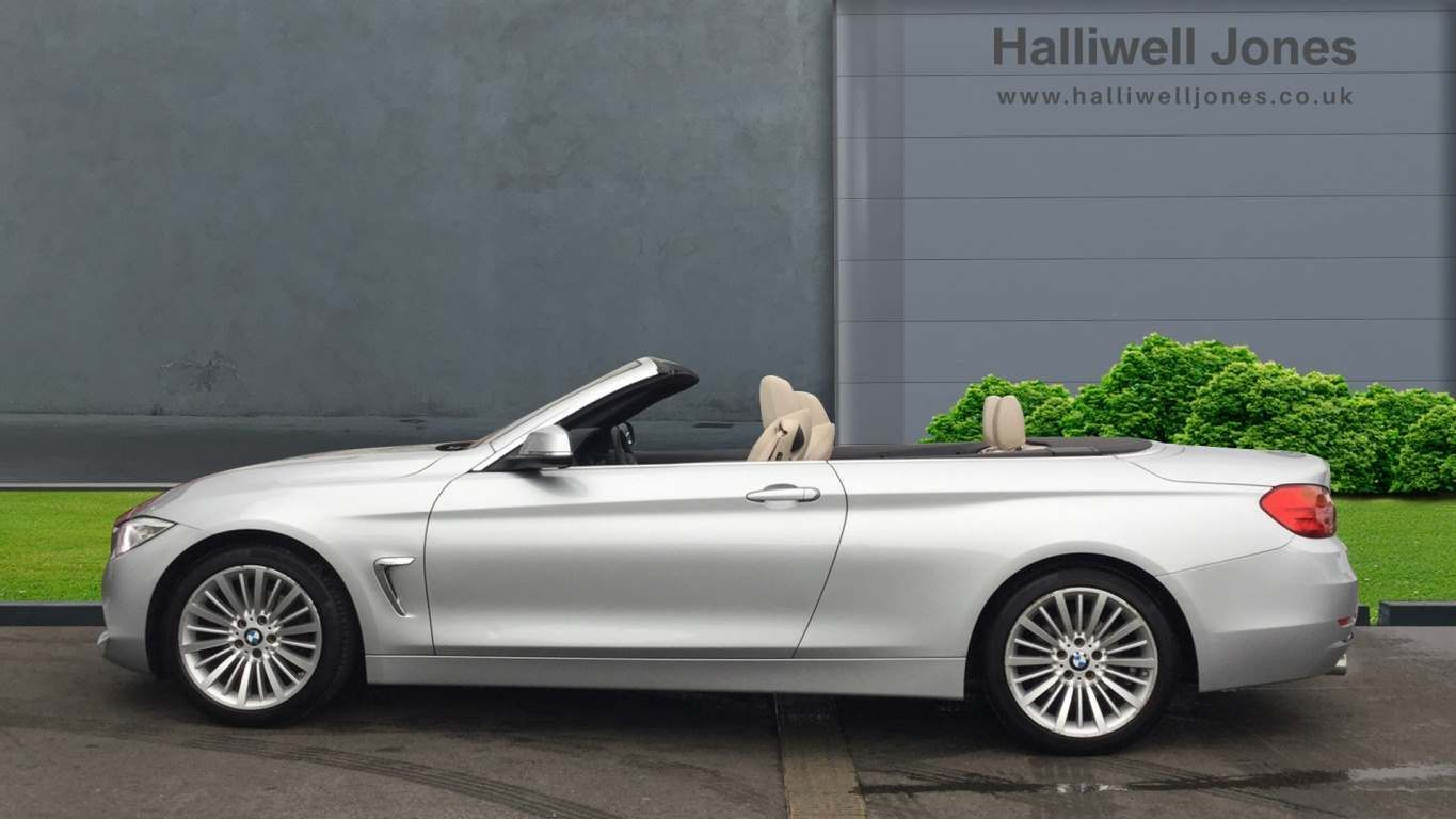 Image 3 - BMW 420d Luxury Convertible (ME16CJX)