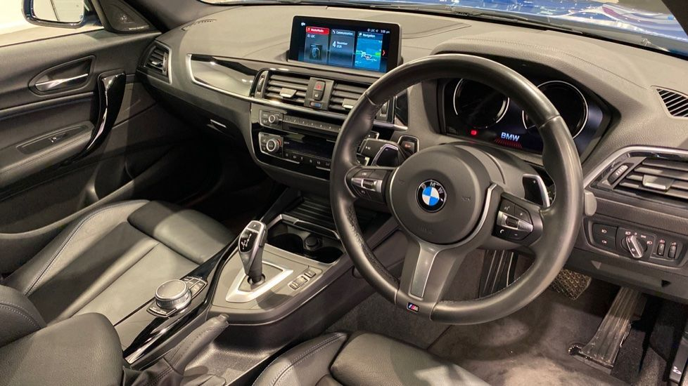 Image 4 - BMW 120d M Sport Shadow Edition 5-door (PO19WSY)