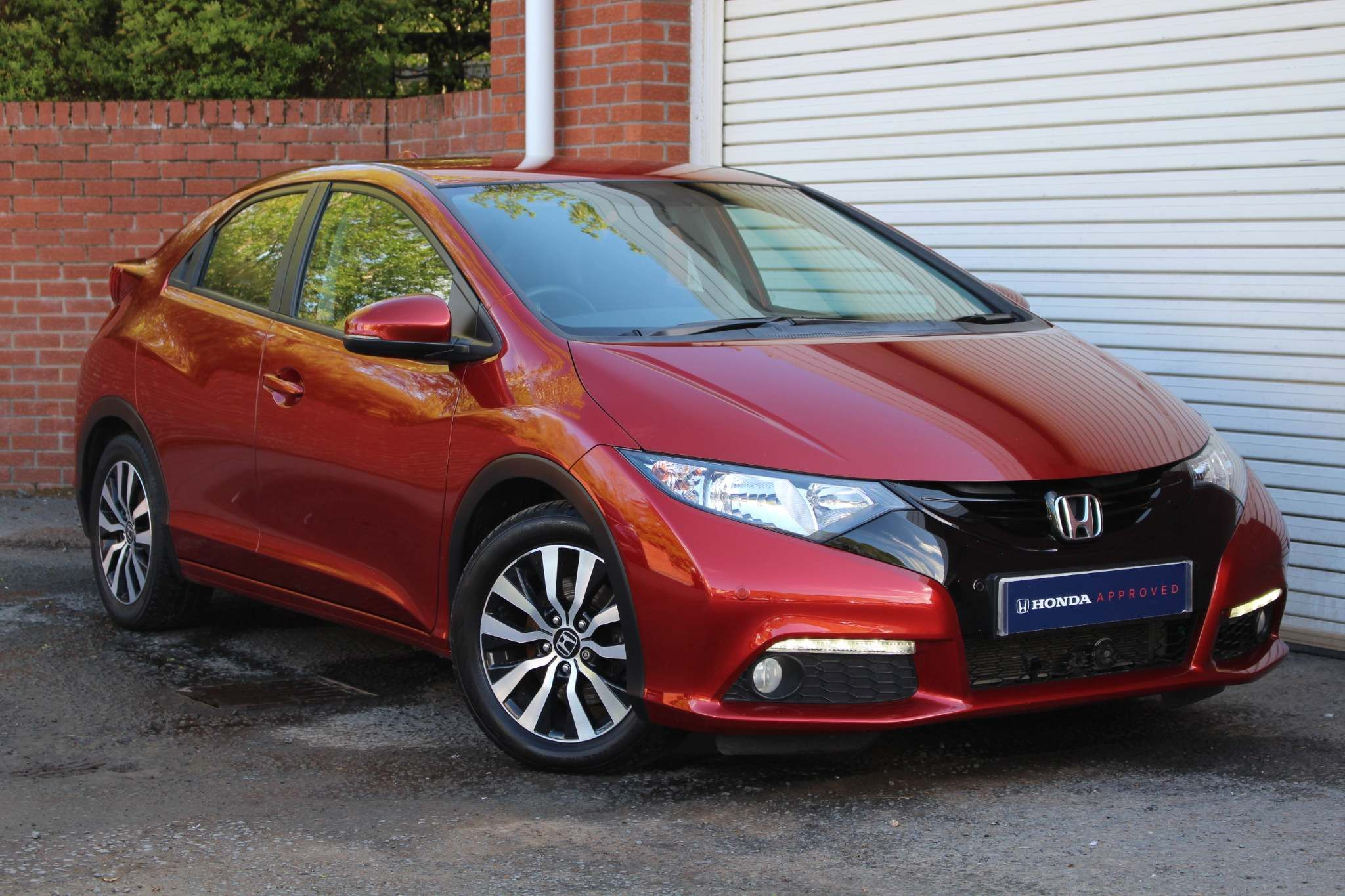 Honda Civic 1.6 i-DTEC SE Plus 5dr (DAB/Premium Audio)