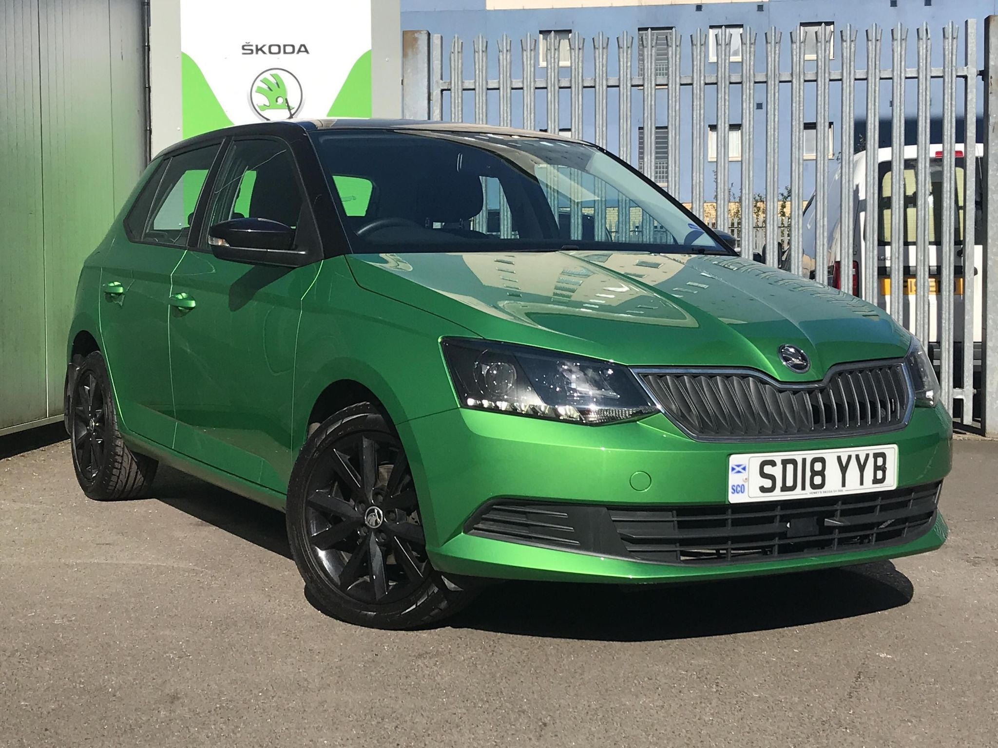 ŠKODA Fabia 1.0 TSI Colour Edition (s/s) 5dr
