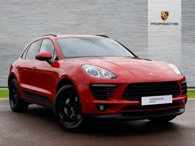 Red Porsche Macan used cars for sale on Auto Trader UK