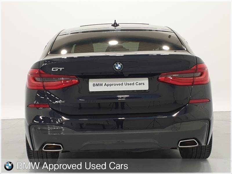 Used BMW 6 Series 620d xDrive GT M Sport (2019 (191))