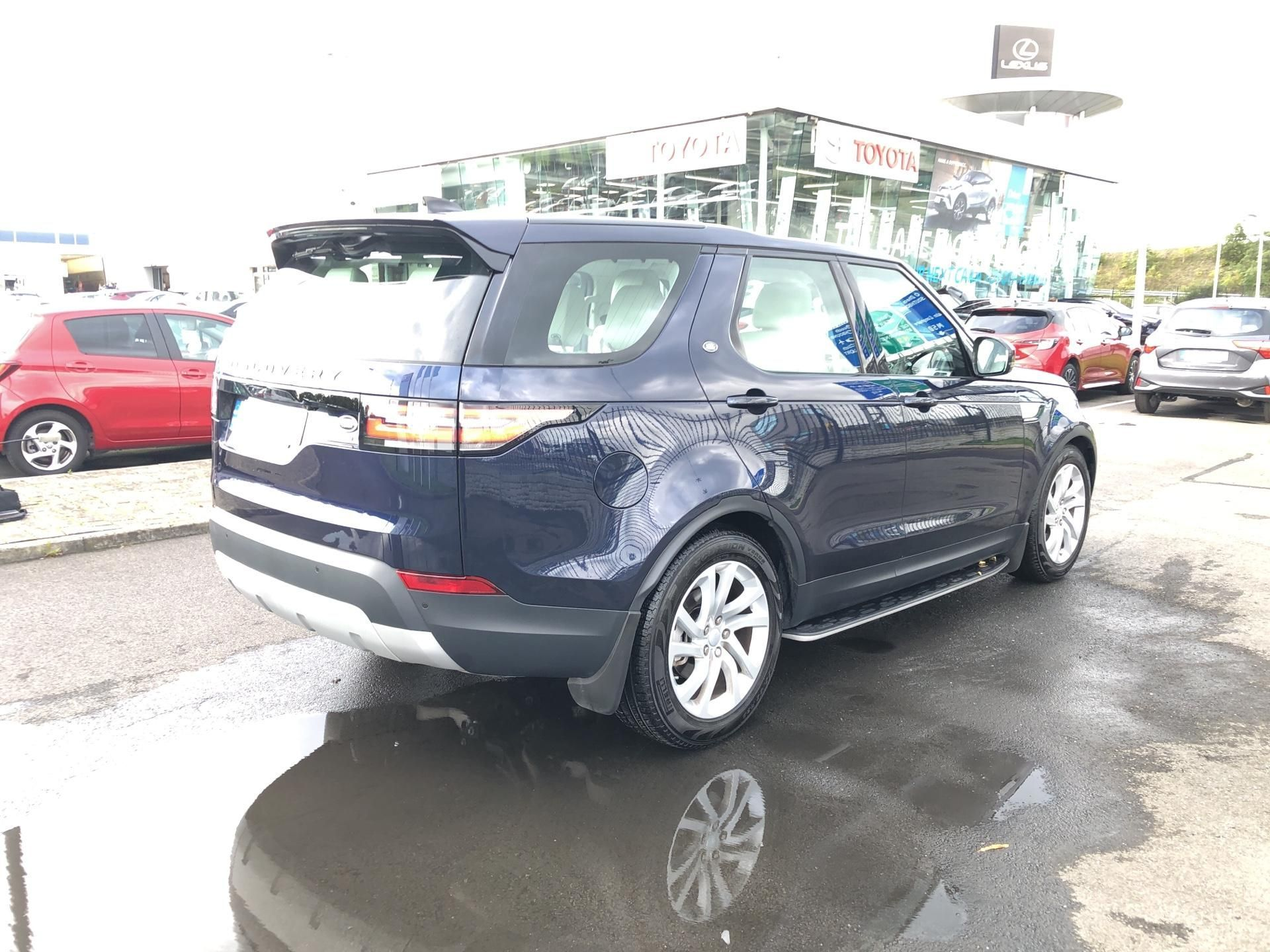 Used Land Rover Discovery 2.0 TD4 HSE 180 PS 7 Seater 5DR (2018 (181))