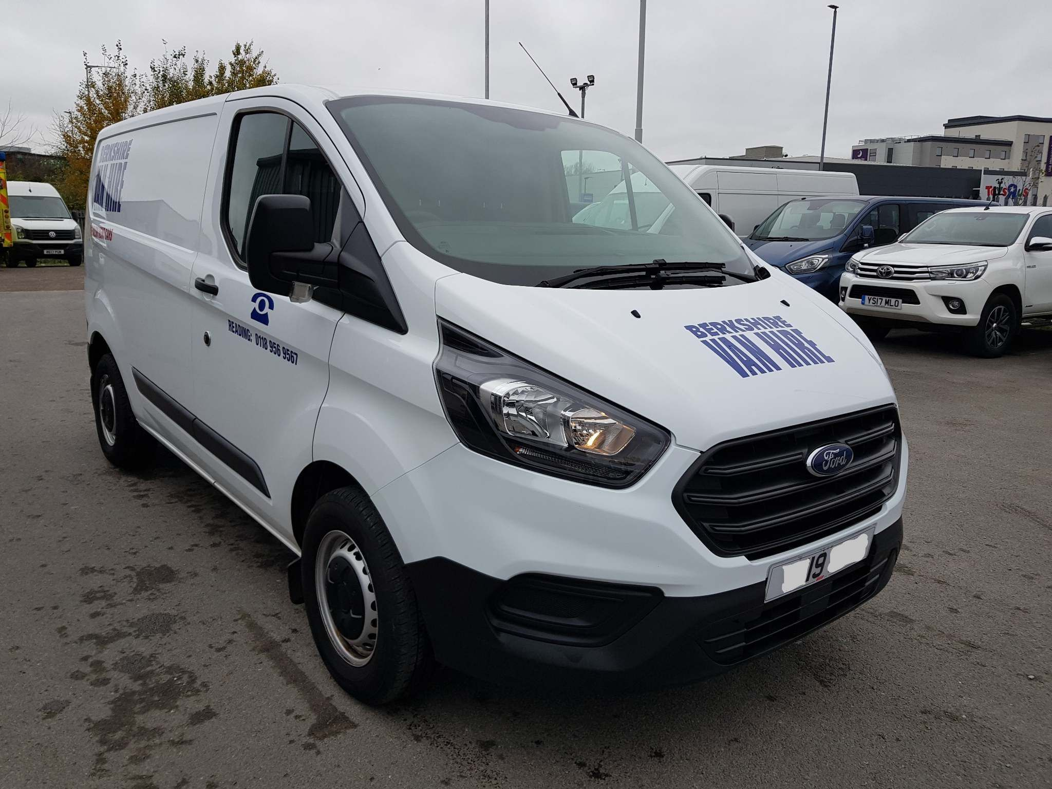 FordTransit Custom2.0 300 EcoBlue Active L1 H1 EU6 5dr For Sale
