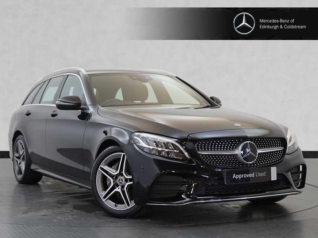 /Mercedes-Benz C-Class Estate