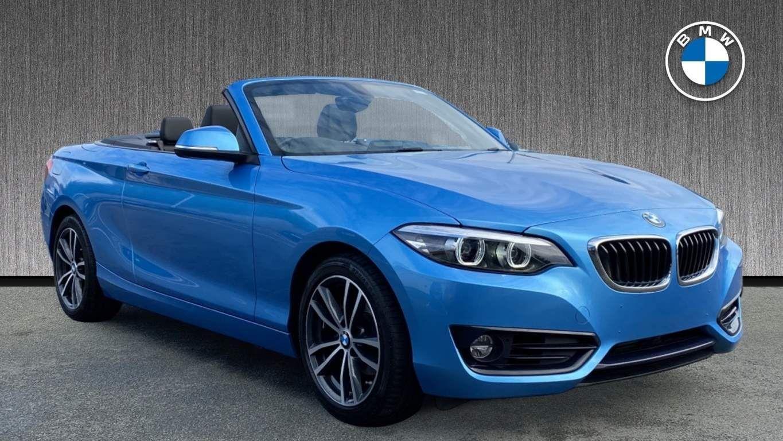 Image 1 - BMW 218i Sport Convertible (CX67MOA)