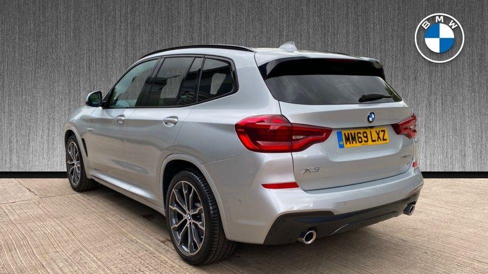 Image 2 - BMW xDrive20d M Sport (MM69LXZ)