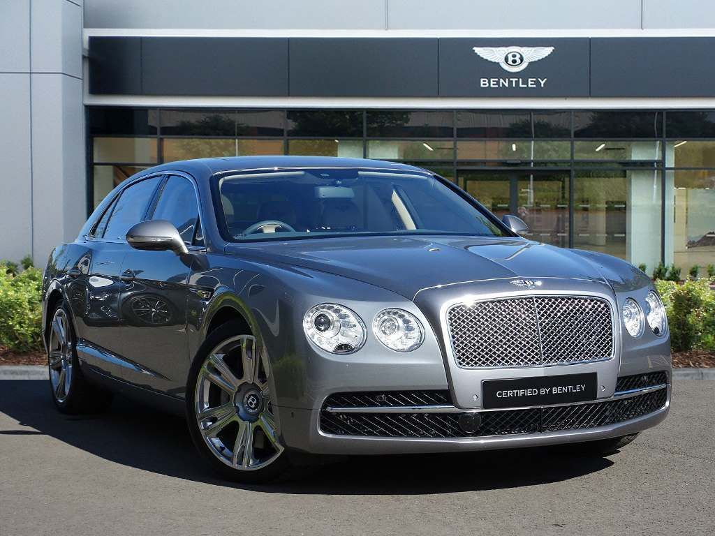 Bentley Flying Spur 6.0 W12 Auto 4WD 4dr