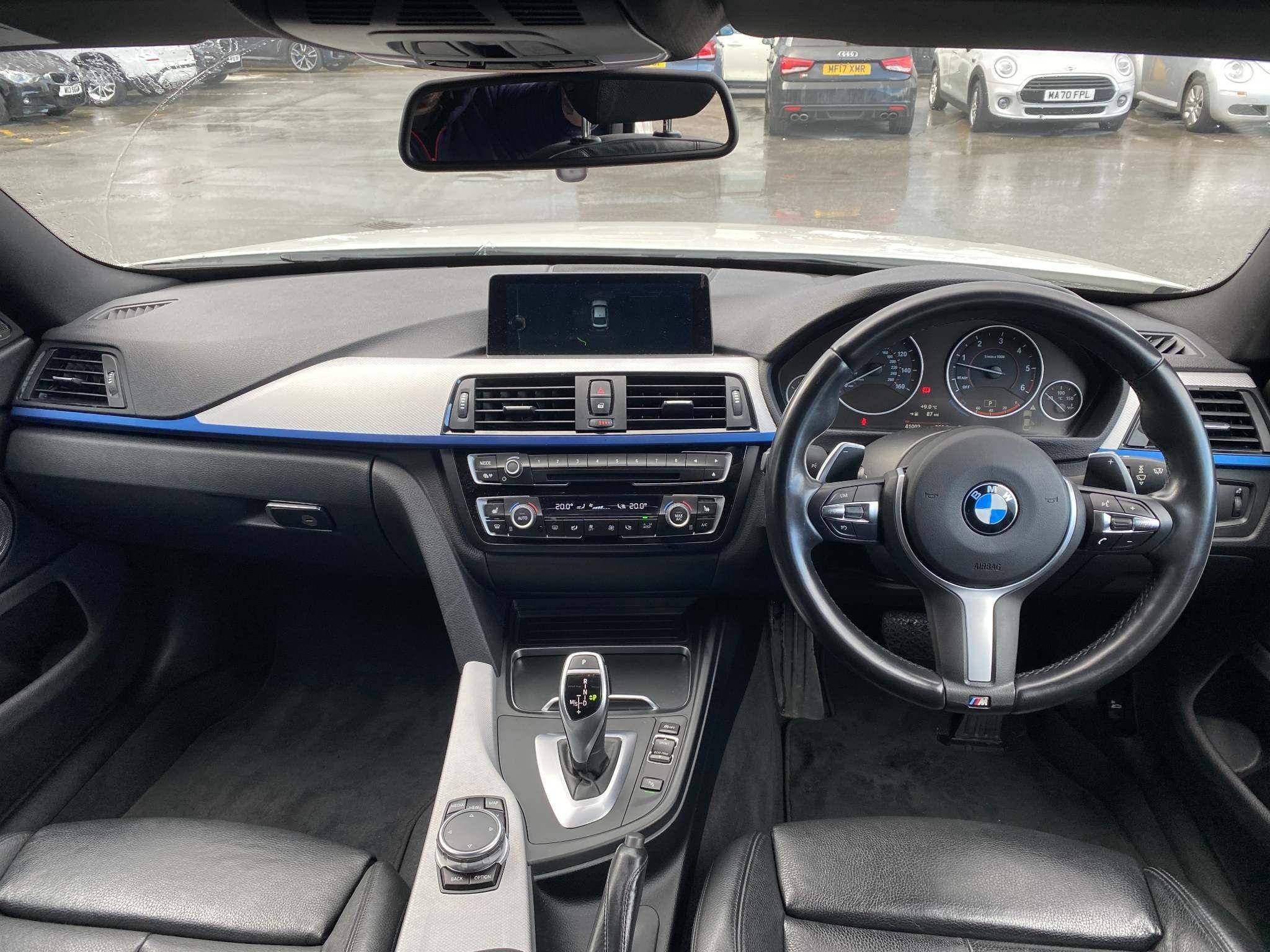Image 20 - BMW 435d xDrive M Sport Gran Coupe (YK66LFF)