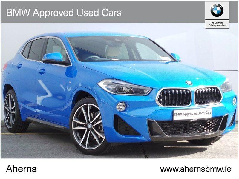 BMW X2 X2 sDrive18d M Sport