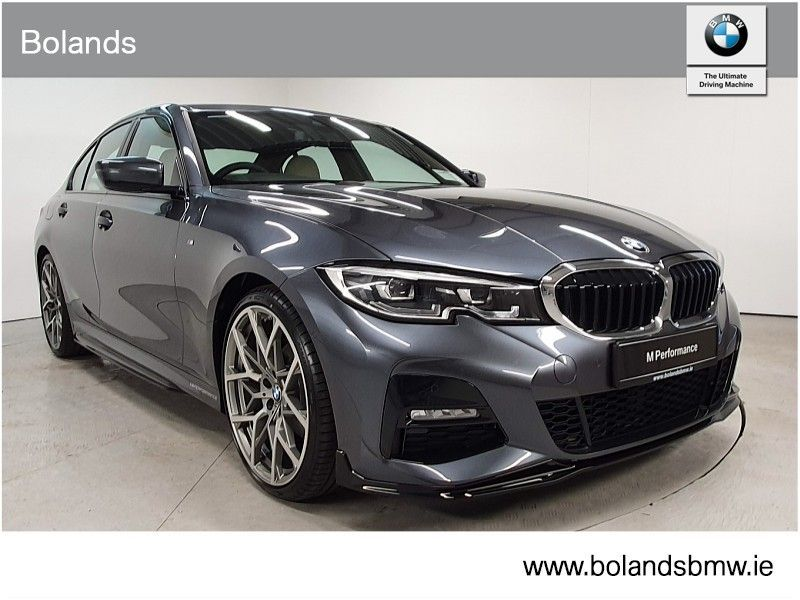 BMW 3 Series 320i M Sport BMW Select From €138 Per Week