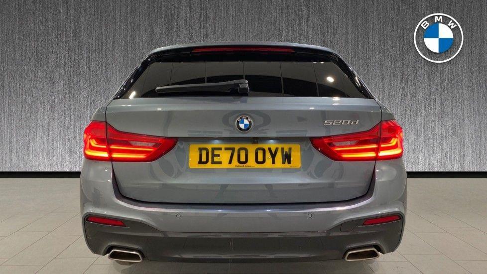 Image 15 - BMW 520d M Sport Touring (DE70OYW)