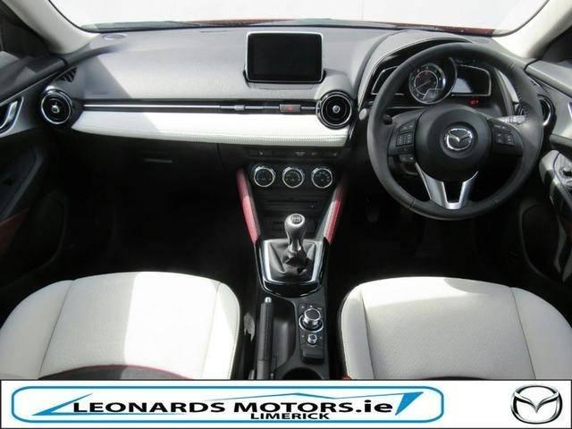 Used Mazda CX-3 CX-3 GT STONE LEATHER 1.8DSL (2020 (202))