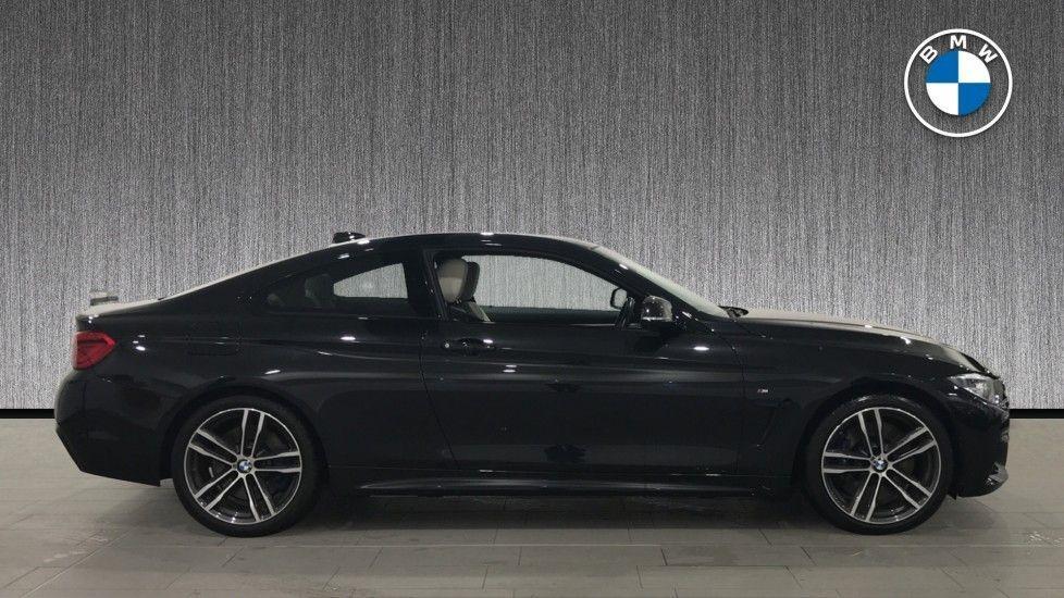 Image 3 - BMW 430d M Sport Coupe (YF67DLE)