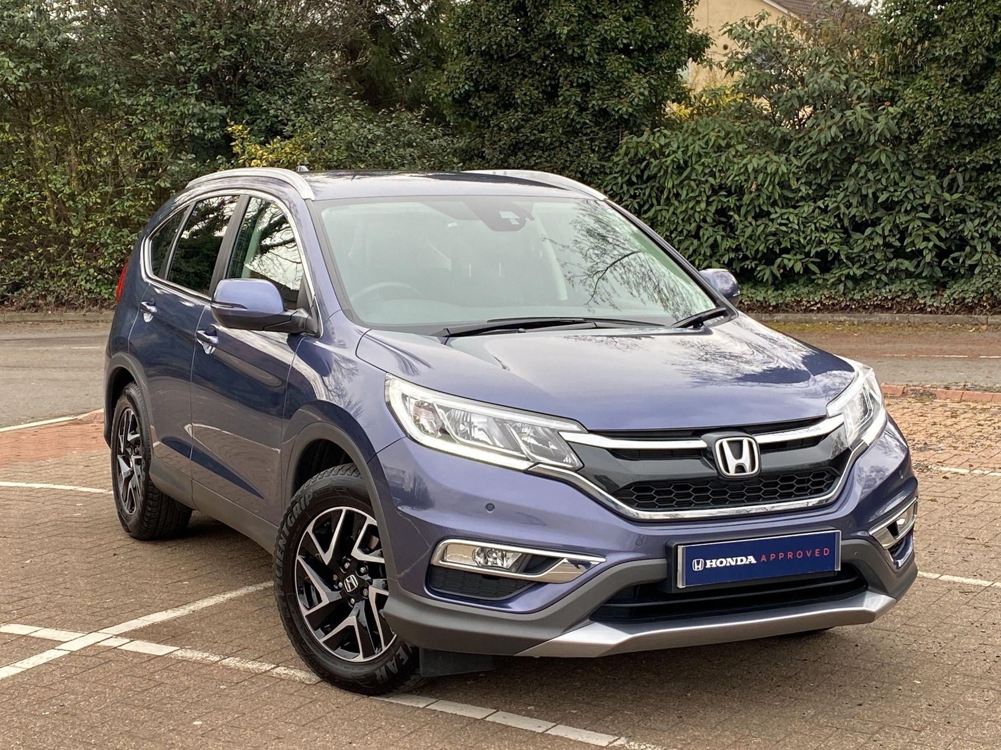 Honda CR-V 1.6 i-DTEC SE Plus Navi (s/s) 5dr