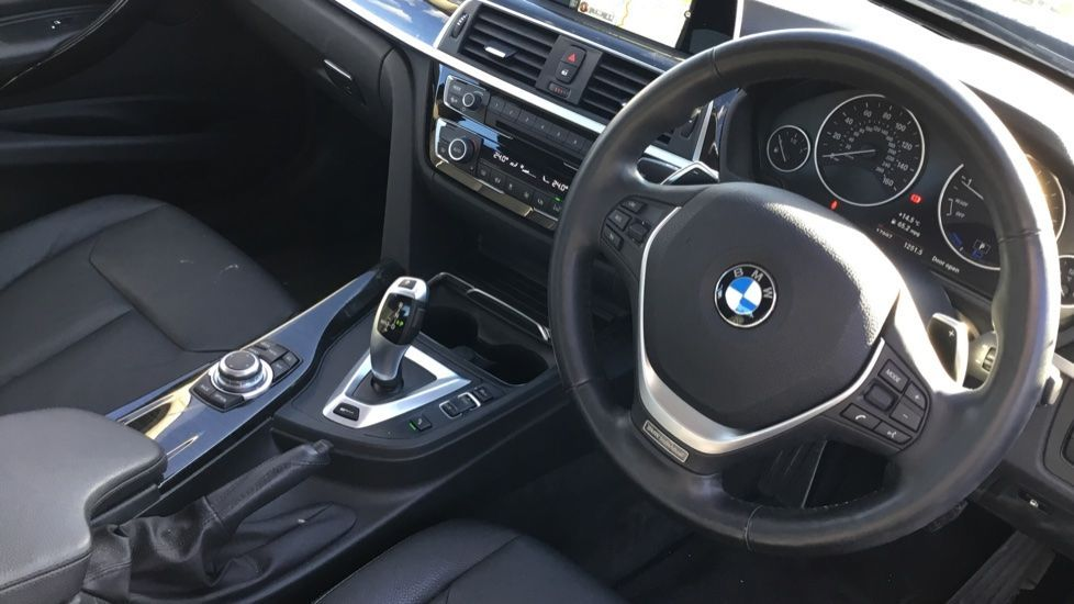 Image 5 - BMW 330e Luxury Saloon (NK17MKJ)