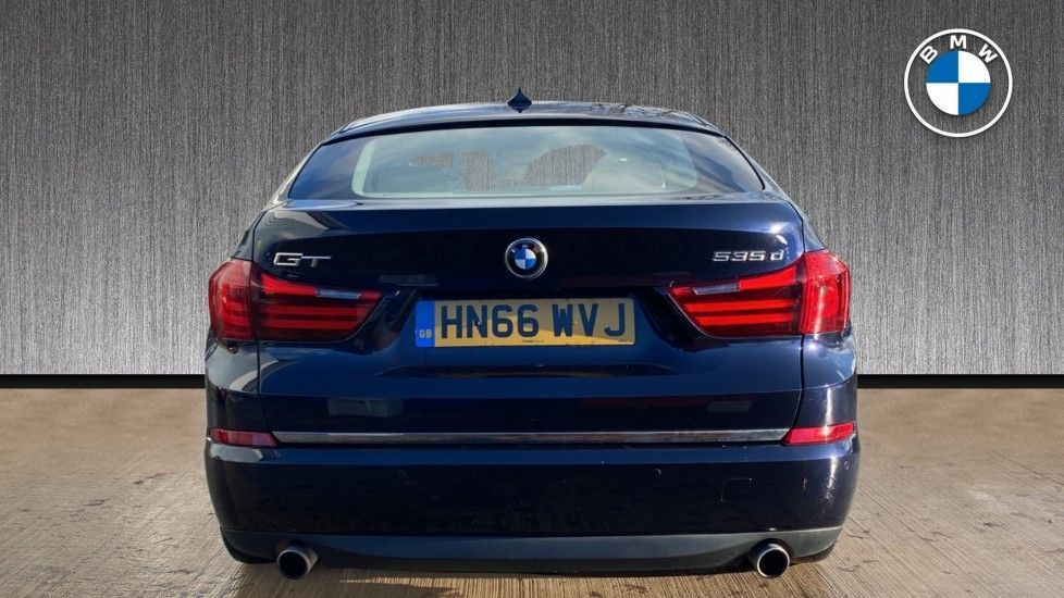 Image 15 - BMW 535d Luxury GT (HN66WVJ)