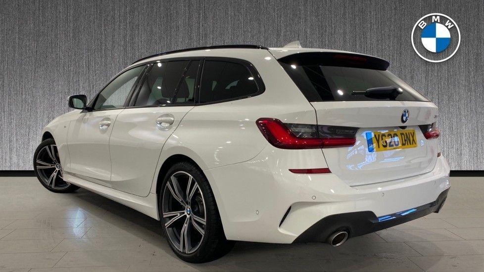 Image 2 - BMW 320i M Sport Touring (YG20DNX)