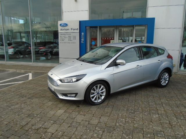 Ford Focus TITANIUM 1.5 TD * ASK ABOUT JULY SCRAPPAGE OFFER*