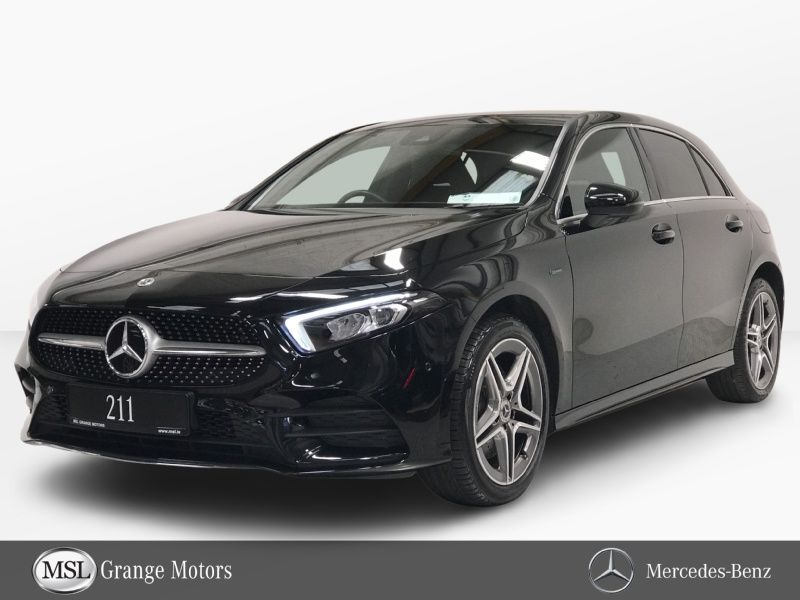 Mercedes-Benz A-Class A250e AMG Line Executive Auto PHEV