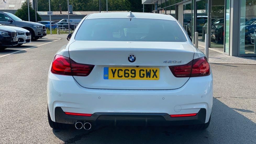 Image 15 - BMW 420d M Sport Coupe (YC69GWX)