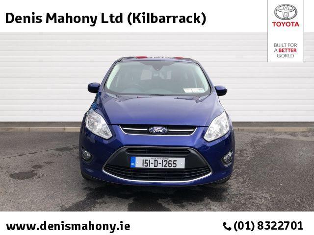 Used Ford C-Max C-MAX EDITION 1.6TDCI @ DENIS MAHONY KILBARRACK (2015 (151))