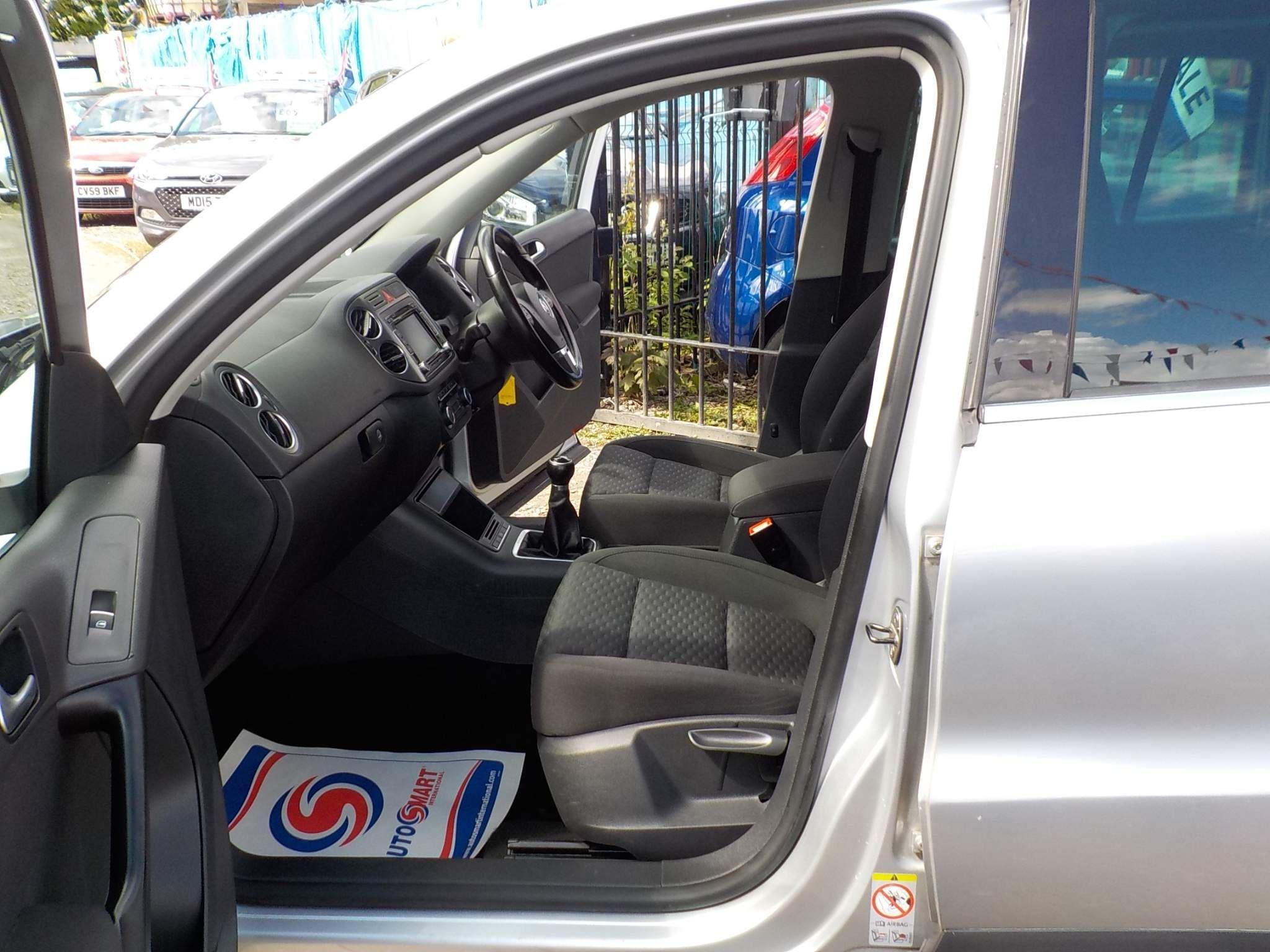 Volkswagen Tiguan 2.0 TDI Match 4MOTION 5dr