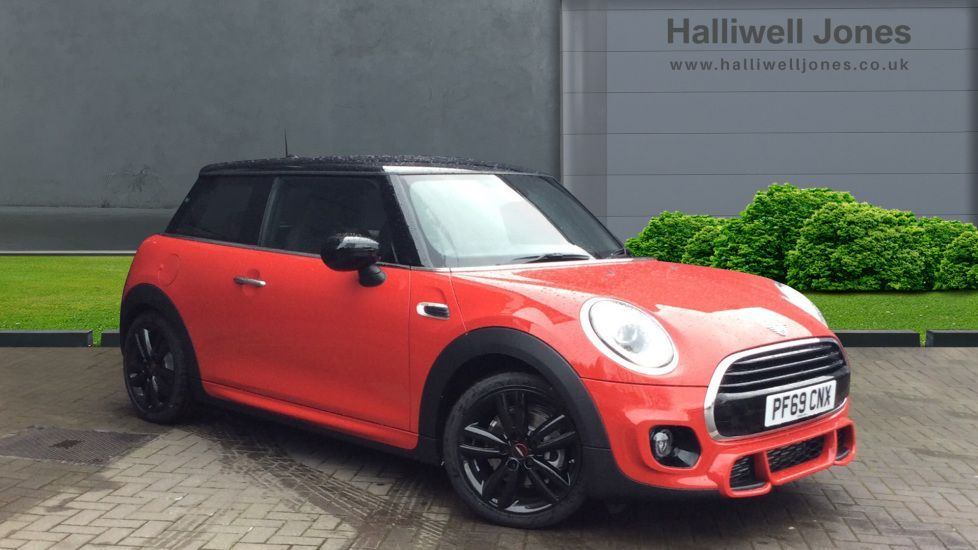Image 1 - MINI Hatch (PF69CNX)